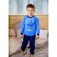 Пижама для мальчика Женя sleep начес