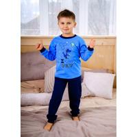 Пижама для мальчика Женя Fly начес