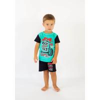 Комплект для мальчика Роналдо с накатом кулир